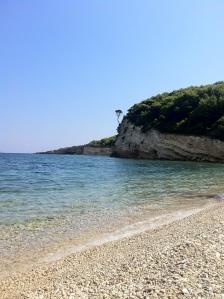 Deserted beaches...a wonderful change of scenery