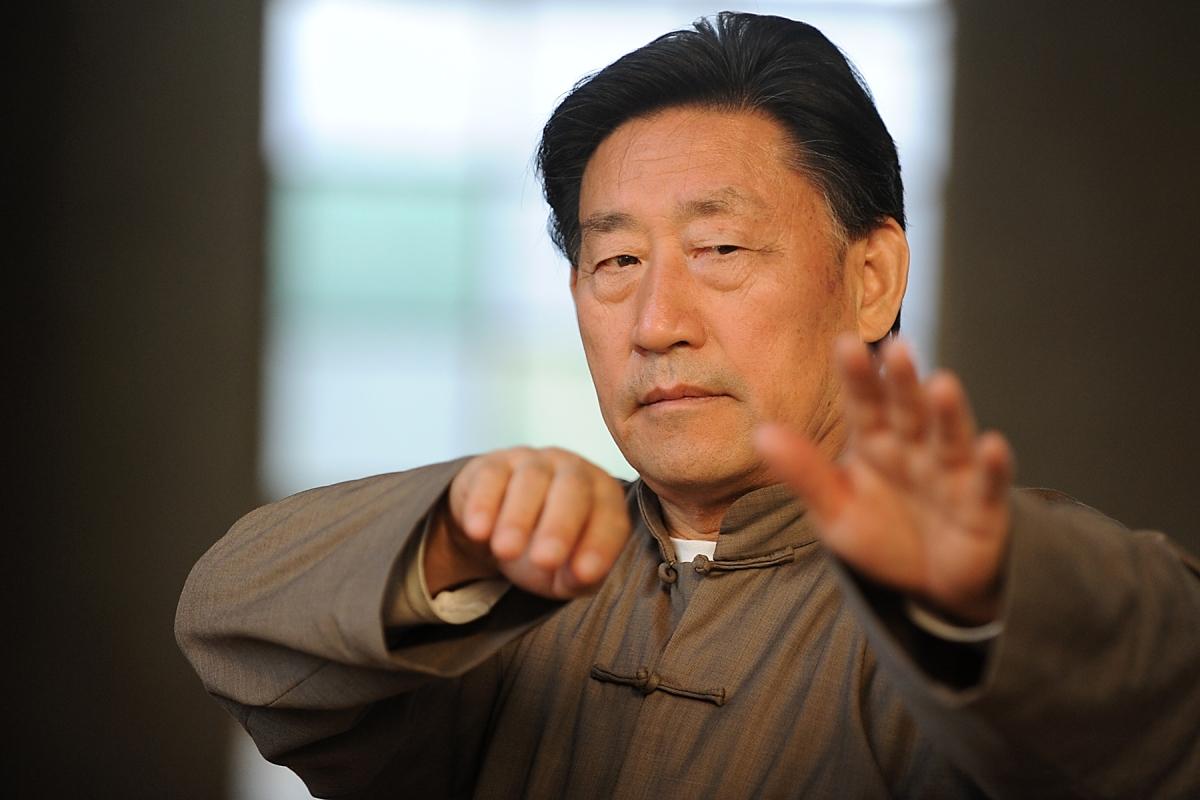 Grandmaster Chen Xiao Wang - Part 1